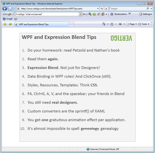 data binding wpf